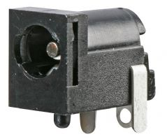 PRO POWER PPW01011  2.5Mm Dc Socket Locking